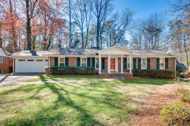 5830 Kayron Drive, Sandy Springs, GA 30328 (MLS #5986767) :: Carr Real Estate Experts