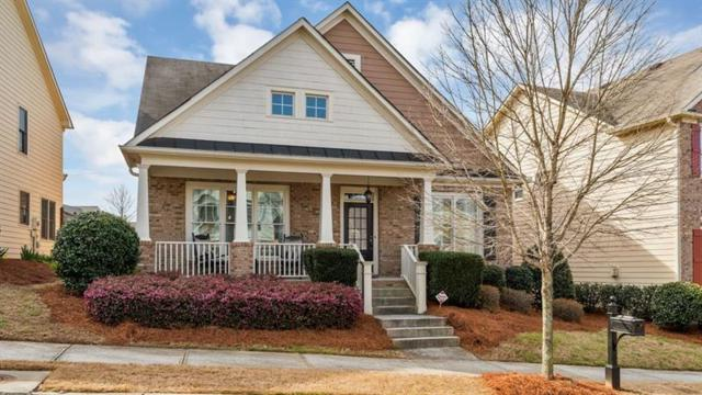 4897 Gathering Place, Suwanee, GA 30024 (MLS #5986787) :: Carr Real Estate Experts
