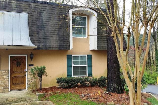 4430 Tilly Mill Road #908, Atlanta, GA 30360 (MLS #5986962) :: Carr Real Estate Experts