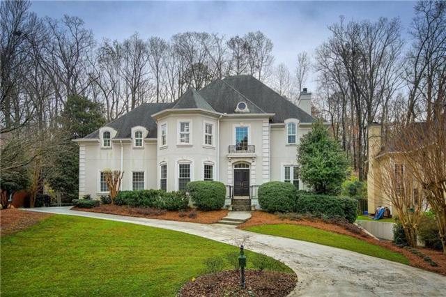 3890 Glenhurst Drive SE, Smyrna, GA 30080 (MLS #5987153) :: Carr Real Estate Experts