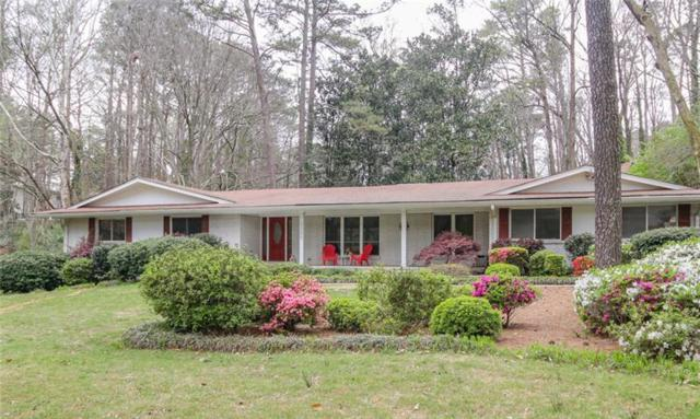 2200 Fairoaks Road, Decatur, GA 30033 (MLS #5987175) :: The Russell Group