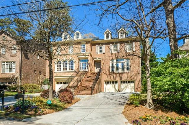 626 Timm Valley Road, Atlanta, GA 30305 (MLS #5987351) :: The Russell Group