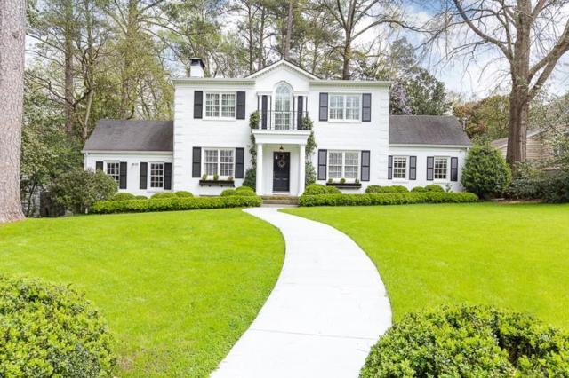 2315 Havenridge Drive, Atlanta, GA 30305 (MLS #5987363) :: Rock River Realty