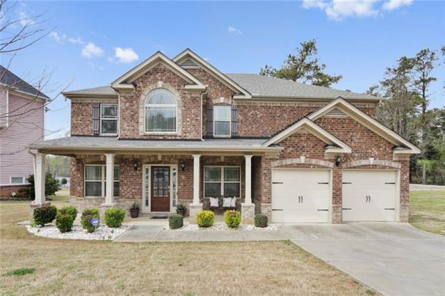 4133 Moonbeam Way, Snellville, GA 30039 (MLS #5987404) :: Carr Real Estate Experts