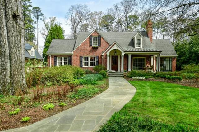 1056 Stovall Boulevard, Atlanta, GA 30319 (MLS #5987516) :: Carr Real Estate Experts