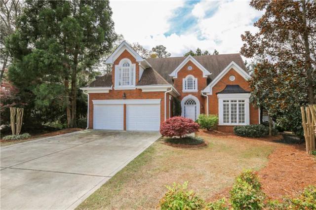 5297 Lake View Club, Dunwoody, GA 30338 (MLS #5987537) :: North Atlanta Home Team