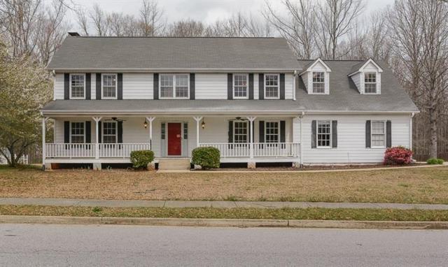 503 Silverleaf Lane, Dallas, GA 30157 (MLS #5987541) :: Carr Real Estate Experts