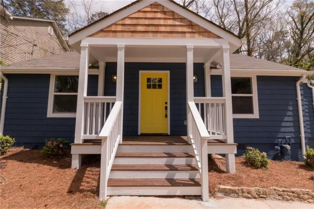 966 Gaston Street SW, Atlanta, GA 30310 (MLS #5987615) :: The Bolt Group