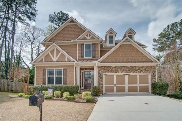 1477 Theory Way, Tucker, GA 30084 (MLS #5987647) :: Carr Real Estate Experts