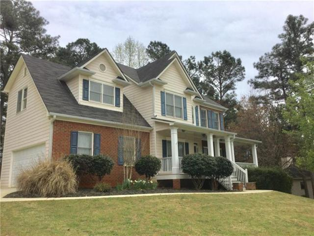 274 Parkside Drive, Dallas, GA 30157 (MLS #5987703) :: The Bolt Group