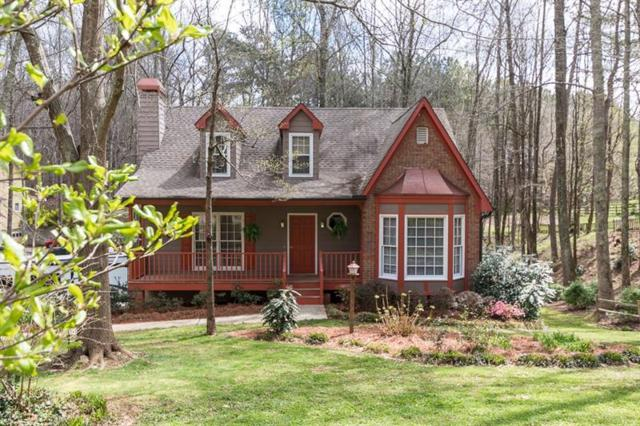 1460 White City Drive, Canton, GA 30115 (MLS #5987742) :: Carr Real Estate Experts