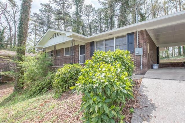 1889 Harbin Road SW, Atlanta, GA 30311 (MLS #5987788) :: The Bolt Group