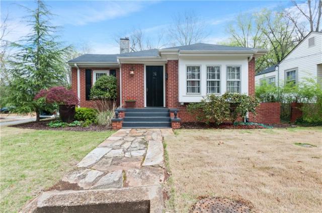 323 West Avenue, Cartersville, GA 30120 (MLS #5987814) :: Carr Real Estate Experts