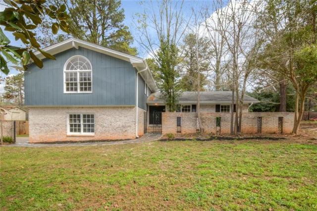 4276 Avonridge Drive, Stone Mountain, GA 30083 (MLS #5987817) :: Carr Real Estate Experts