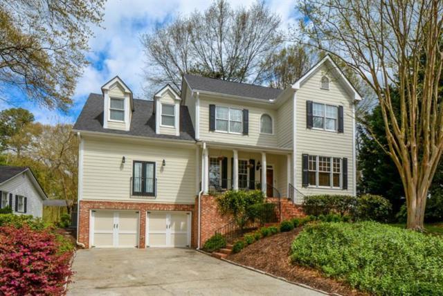 1206 Thornwell Drive NE, Atlanta, GA 30319 (MLS #5987889) :: North Atlanta Home Team