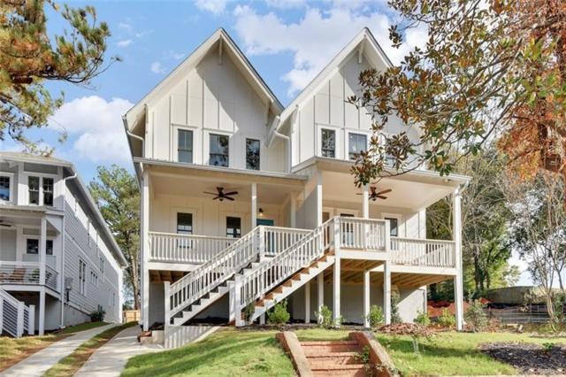 104-A Cleveland Street SE, Atlanta, GA 30316 (MLS #5988079) :: The Bolt Group