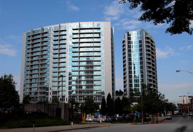 44 Peachtree Place NW #929, Atlanta, GA 30309 (MLS #5988140) :: Buy Sell Live Atlanta