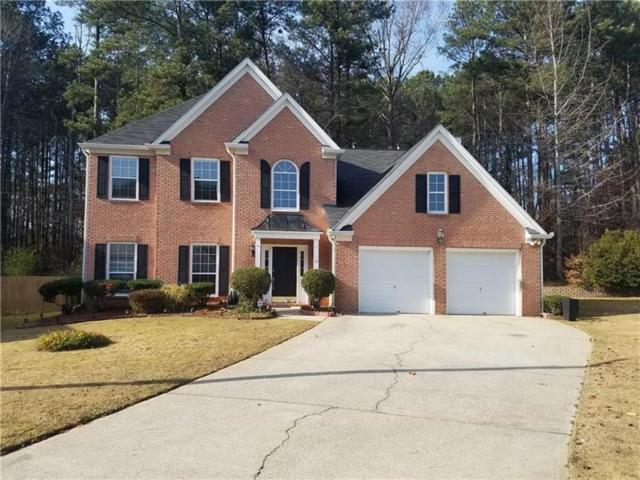 2498 Insdale Trace NW, Acworth, GA 30101 (MLS #5988190) :: Kennesaw Life Real Estate