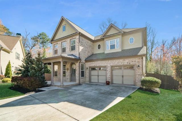 1070 Elle Court SE, Smyrna, GA 30080 (MLS #5988205) :: Carr Real Estate Experts