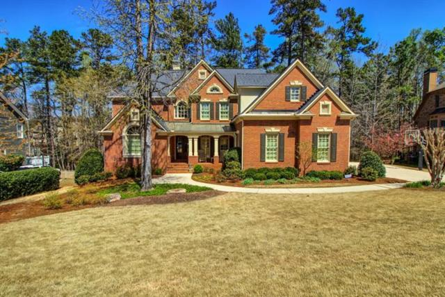 934 Kinghorn Drive, Kennesaw, GA 30152 (MLS #5988257) :: Carr Real Estate Experts