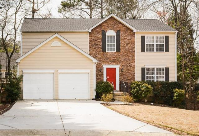 513 Two Iron Way NW, Kennesaw, GA 30144 (MLS #5988316) :: The Hinsons - Mike Hinson & Harriet Hinson