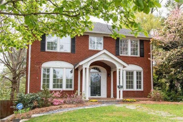 21 S Avondale Road, Avondale Estates, GA 30002 (MLS #5988358) :: North Atlanta Home Team