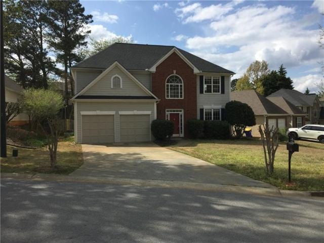 3848 Kirkwood Run NW, Kennesaw, GA 30144 (MLS #5988501) :: North Atlanta Home Team