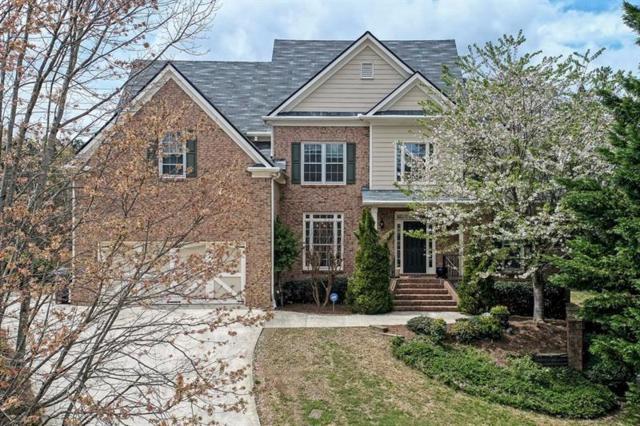 6052 Kenbrook Circle NW, Acworth, GA 30101 (MLS #5988502) :: North Atlanta Home Team