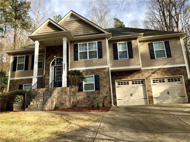 5441 Belle Meade Drive, Villa Rica, GA 30180 (MLS #5988560) :: The Bolt Group