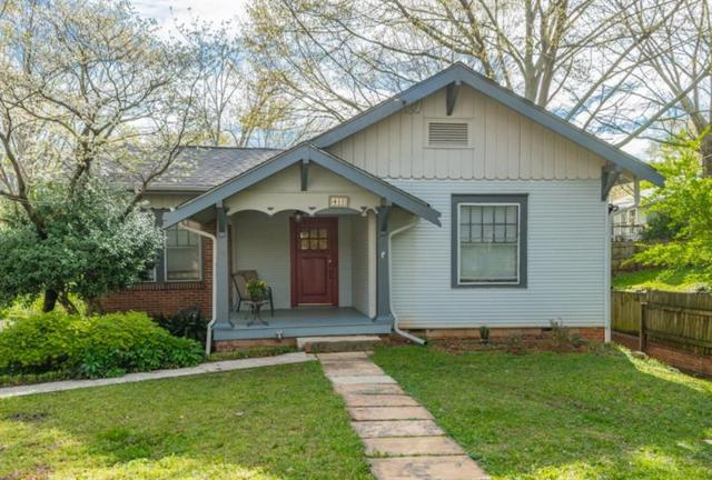 411 Ridgewood Road NE, Atlanta, GA 30307 (MLS #5988561) :: Carr Real Estate Experts