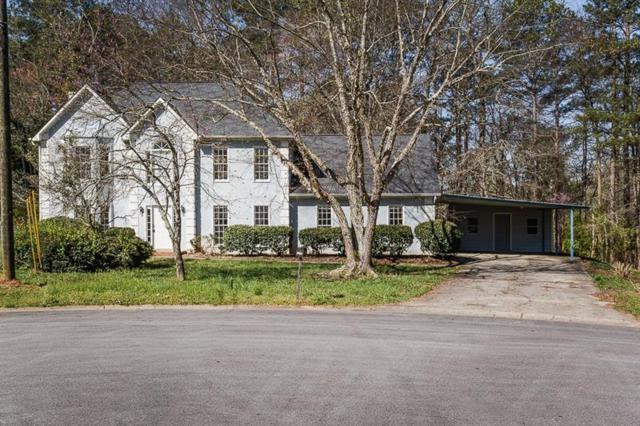 4453 Turnberry Court, Douglasville, GA 30135 (MLS #5988573) :: The Bolt Group