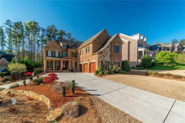 1145 Hamilton Estates Drive NW, Kennesaw, GA 30152 (MLS #5988607) :: The Bolt Group
