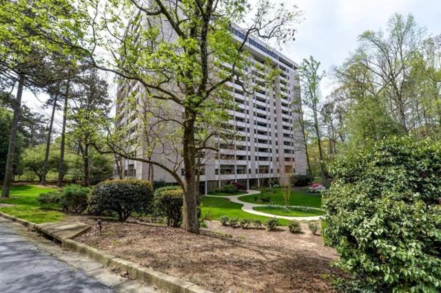 3530 Piedmont Road NE 7J, Atlanta, GA 30305 (MLS #5988683) :: The Bolt Group