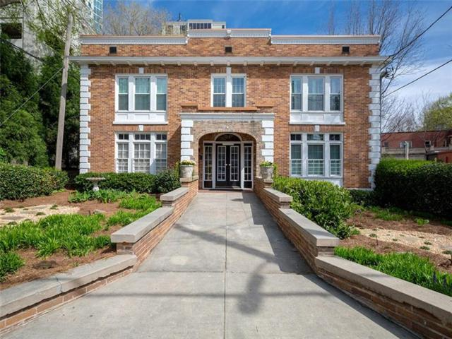 242 12th Street NE #9, Atlanta, GA 30309 (MLS #5988711) :: Kennesaw Life Real Estate