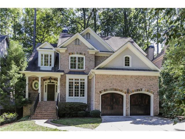 307 Alberta Terrace, Atlanta, GA 30305 (MLS #5988729) :: The Russell Group