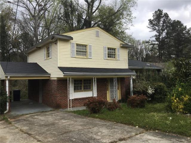 890 Kings Grant Drive NW, Atlanta, GA 30318 (MLS #5988740) :: Carr Real Estate Experts