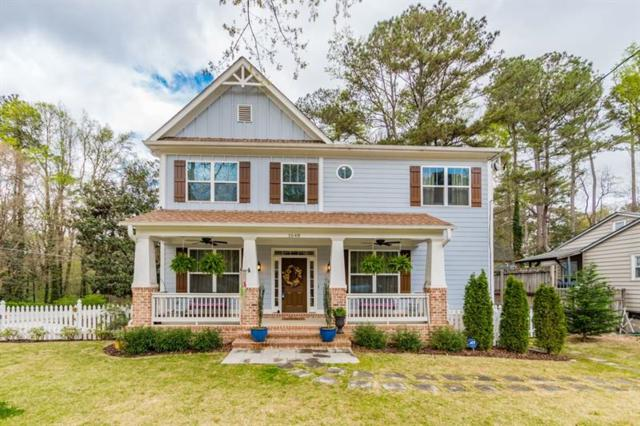 1648 Beacon Hill Boulevard NE, Atlanta, GA 30329 (MLS #5988803) :: Carr Real Estate Experts