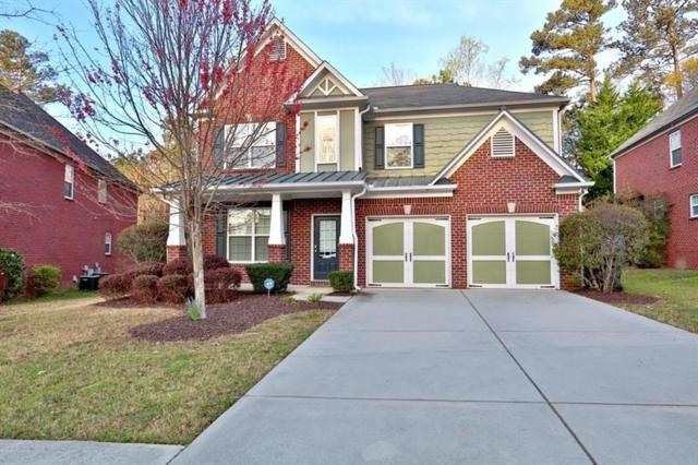 4945 Weathervane Drive, Alpharetta, GA 30022 (MLS #5988806) :: Carr Real Estate Experts
