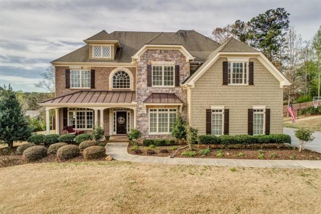 4095 Cooks Farm Drive NW, Kennesaw, GA 30152 (MLS #5989059) :: Carr Real Estate Experts