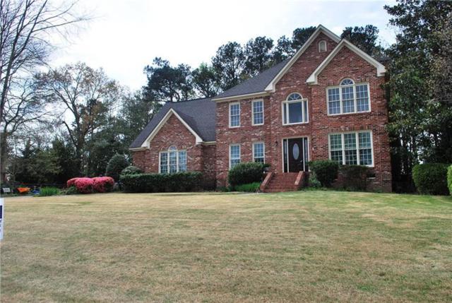 384 Saddlebrook Drive SE, Calhoun, GA 30701 (MLS #5989105) :: Rock River Realty