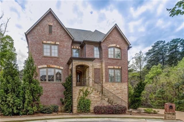 1727 Buckhead Lane NE, Brookhaven, GA 30324 (MLS #5989126) :: Carr Real Estate Experts