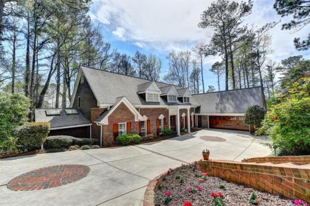 120 Ridgemont Trace, Sandy Springs, GA 30350 (MLS #5989132) :: The Bolt Group