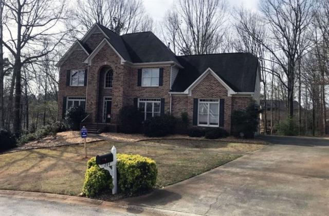 284 Hidden Wood Court, Lawrenceville, GA 30043 (MLS #5989146) :: Carr Real Estate Experts