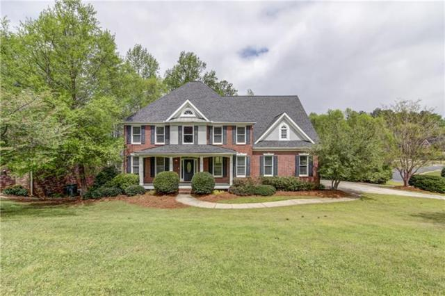937 Thousand Oaks Bend NW, Kennesaw, GA 30152 (MLS #5989167) :: The Bolt Group