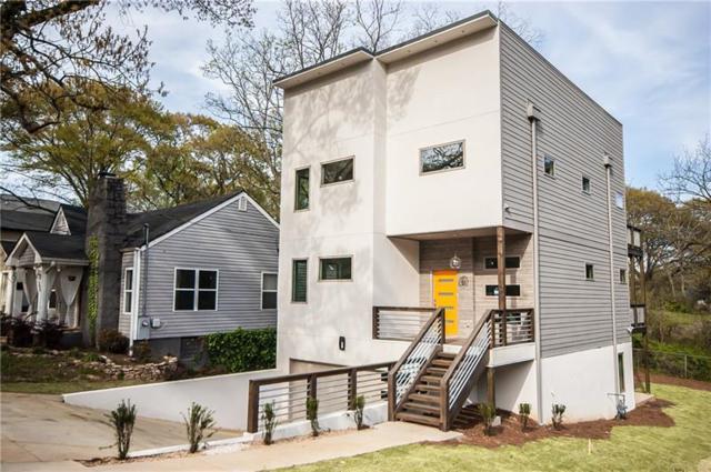 406 E Side Avenue SE, Atlanta, GA 30316 (MLS #5989220) :: The Justin Landis Group