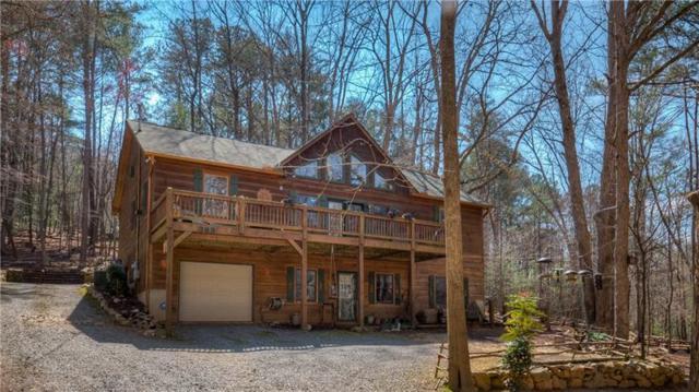 389 Villa Drive, Ellijay, GA 30540 (MLS #5989241) :: Carr Real Estate Experts