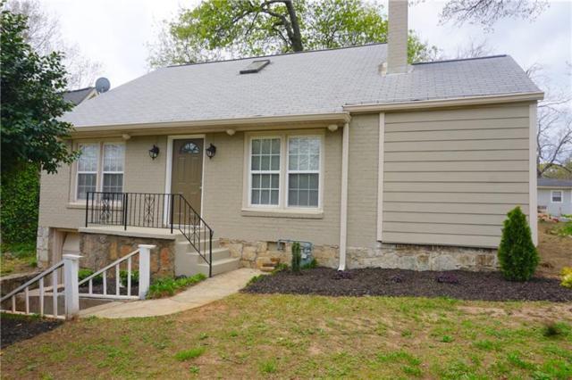 1619 Sylvan Road SW, Atlanta, GA 30310 (MLS #5989346) :: Carr Real Estate Experts
