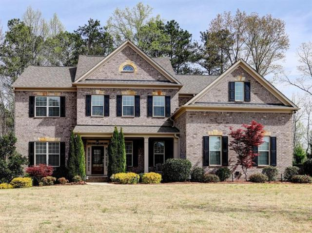 4100 Cooks Farm Drive NW, Kennesaw, GA 30152 (MLS #5989507) :: Carr Real Estate Experts