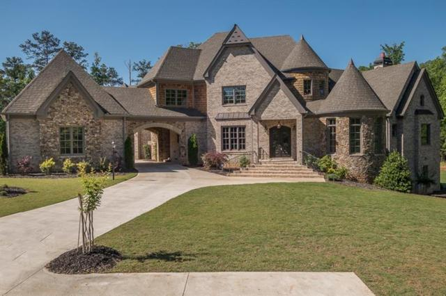 14560 Wood Road, Alpharetta, GA 30004 (MLS #5989524) :: North Atlanta Home Team