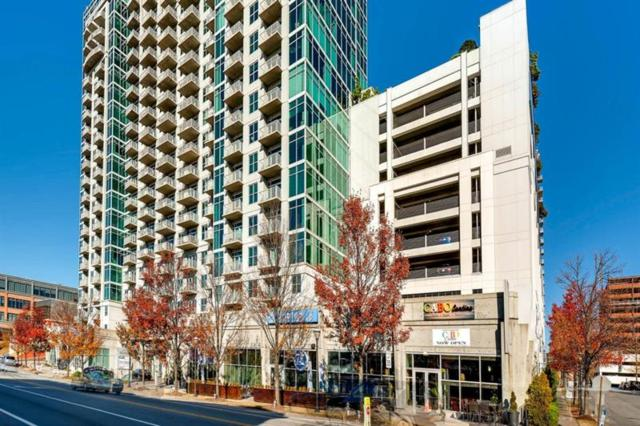 250 Pharr Road NE #804, Atlanta, GA 30305 (MLS #5989572) :: Carr Real Estate Experts